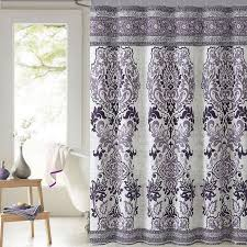 Purple And Brown Shower Curtain Purple Shower Curtain Cheap Green And Purple Shower Curtain Find