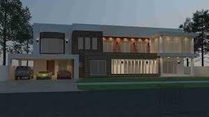 house plans 3d front elevations bungalow plans ghar plans pakistan 2 kanal house plan front elevation