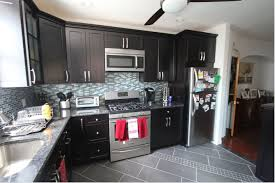 kitchen cabinet cool kitchen countertop ideas dark cabinets