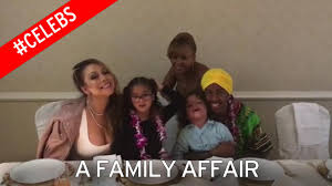 pregnant thanksgiving mariah carey spends family thanksgiving with ex nick cannon and