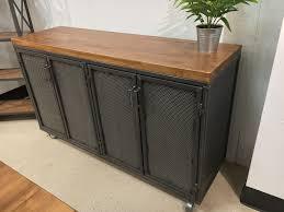 Bossanova Contemporary Leather Dining Room Custom Sideboards Handmade Wood Credenzas Custommade Com