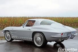 1963 thru 1967 corvettes for sale 1963 corvette replica amazing repro 63 conceals a 96 c4