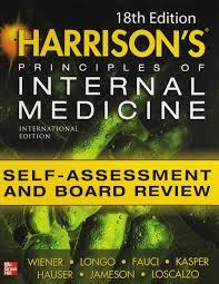 buy harrison u0027s principles of internal medicine self assessment