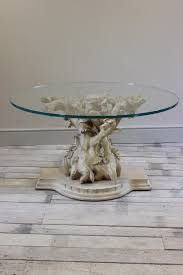 a very stylish circa 1950s italian centre dining table with a