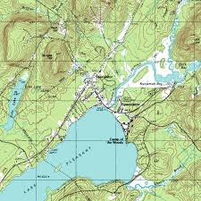 Lake Placid New York Map by Ny Route 30 The Adirondack Trail Speculator Lake Pleasant