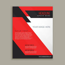 one sided brochure template one sided brochure template 12 one page brochure designs