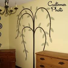 Wall Stickers For Home Decoration by Primitive Willow Tree Wall Decal Country Home Decor