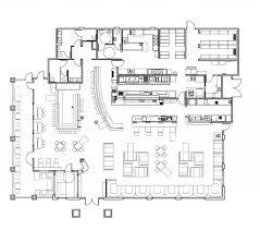 Restaurants Floor Plans by Studio Cortina Robbins Lure Fish Restaurant