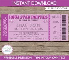 custom circus invitations ticket birthday invitations u2013 gangcraft net