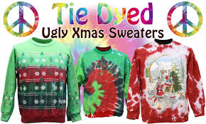tacky tie dyed sweatshirts at rustyzipper