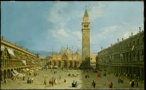 canaletto giovanni antonio canal piazza san marco the met