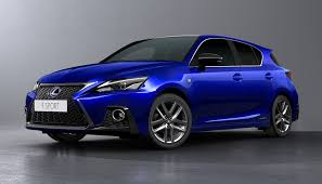 lexus ct 200h lexus ct 200h updated again news about cool cars