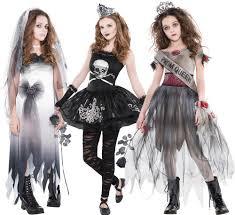 Halloween Costumes Girls Age 10 12 Zombie Girls Age 12 16 Fancy Dress Halloween Teen Kids Childs