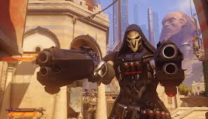 reaper background overwatch halloween reaper heroes overwatch
