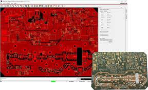 printed circuit board layout nuwaves engineering defense