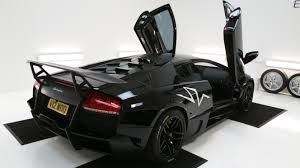 Lamborghini Huracan 2010 - lamborghini murcielago sv 2010 3m satin black wrap