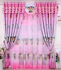 rideau pour chambre d enfant rideaux de chambre de fille amazing rideau m papillon imprimer