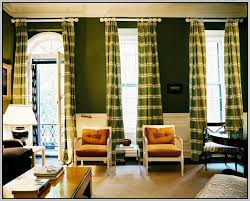 Black And Green Curtains Black And Green Striped Curtains Curtains Home Design Ideas