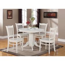 Round Kitchen Table Ideas by Small White Kitchen Table U2013 Home Design And Decorating
