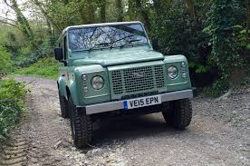modified land rover 2016 land rover defender 90 heritage review car news car