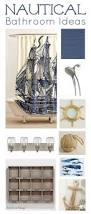 Beachy Bathroom Ideas by Top 25 Best Nautical Kids Bathrooms Ideas On Pinterest Nautical