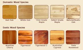 different kinds of hardwood floors wood floors