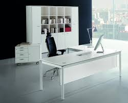 Computer Desk With File Cabinet White Computer Desk With Bookshelf Square File Cabinet Executive