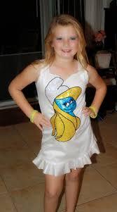 Smurf Halloween Costumes Elite Designs Costuming Creating Custom Garments Dance Cheer