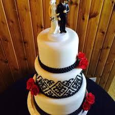 wedding cake edmonton b a bakery 133 photos bakeries 12908 82 nw