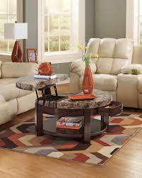 Ashley Furniture Coffee Table Ashley Furniture Round Coffee Table Set