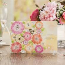 Butterfly Invitations Online Get Cheap Butterfly Invitation Cards Aliexpress Com