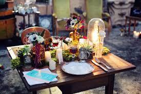 mariage steunk shooting steunk partie ii decoration poppy figue flower