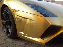 Lamborghini Gallardo Gold - update new pics wrapped my g in gold brushed chrome