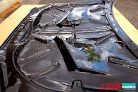 toyota altezza jdm jblood toyota altezza sxe10 lexus is300 carbon fiber vented hood