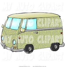 volkswagen hippie van clipart royalty free vw stock auto designs
