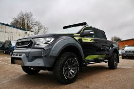Ford Ranger Truck Decals - used 2017 ford ranger m sport special edition 3 2 tdci 200ps