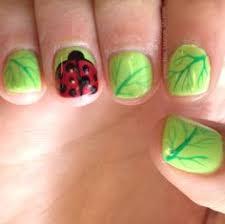 ladybug nail art pinterest ladybug