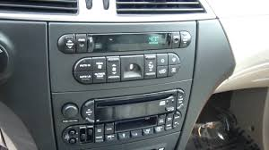 nissan altima 2005 interior parts 2005 chrysler pacifica youtube