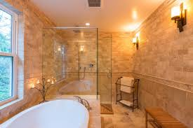 travertine bathroom ideas 20 travertine bathroom designs ideas design trends premium
