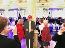 is trump at mar a lago these are our true friends trump fans flock to a mar a lago