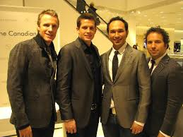 gaycalgary the gift canadian tenors on new