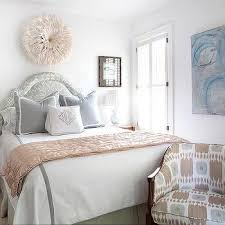 Gray Painted Bedrooms Handmade Abstract Blue Brown Gray Painting