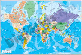 World Map Continents And Countries by Vectorized Maps Digital Maps Increase Search Engine Traffic