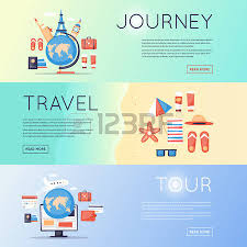 summer holiday planner template travel to world trip plan website template header banner
