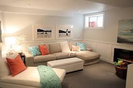 basement bedroom color ideas and light colors in a basement renovation