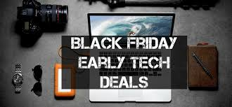 black friday bluetooth speaker deals black friday early tech deals 2015