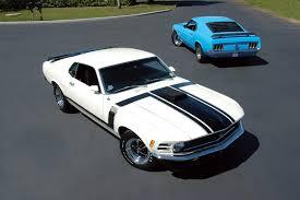 Black Mustang Boss 302 Ford U0027s Boss 302 U0026 Boss 429 Mustangs Heacock Classic Insurance