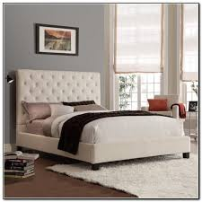 Upholstered Headboards And Bed Frames Brilliant Cool Bedframe With Headboard Ac Pacific Upholstered