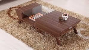 modern coffee tables allmodern modern walnut coffee table cool free sle design mid century