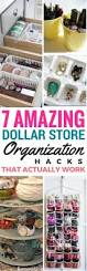 7 dollar store organizing ideas every girl would love crafts on fire dollar store organizing ideas dollar store organization dollar store diy projects dollar store